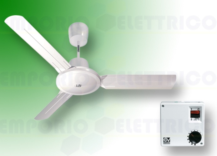 vortice kit ventilateur plafond nordik evolution r 90/36
